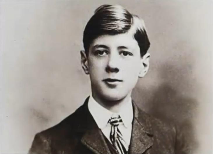 de Gaulle jeune